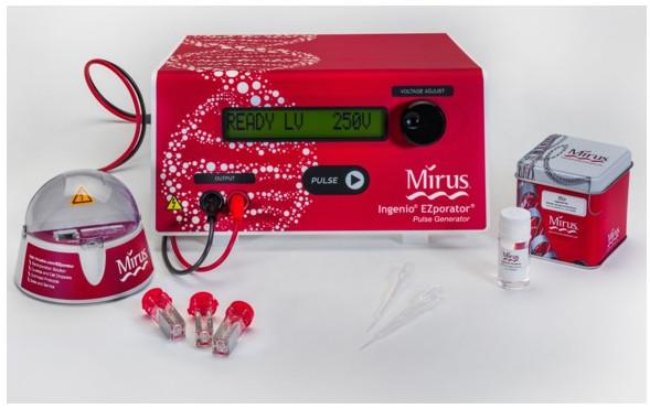 Mirus Bio  Ingenio® EZporator® System