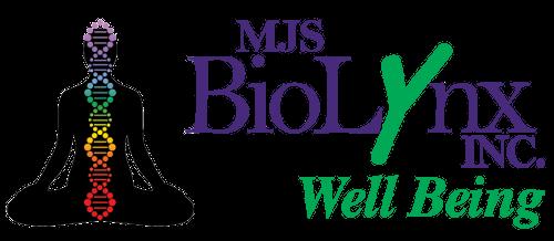 MJS BioLynx Well Being Logo